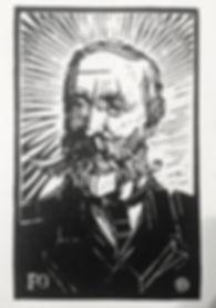 Portrait of Francis Ormond, melbourne Australia