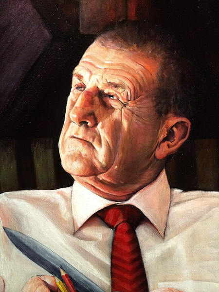 The Hon Jeff Kennett AC Reflecting Up & Down
