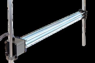 UV Air Duct Disinfection HVAC - UV Torpedo Duct