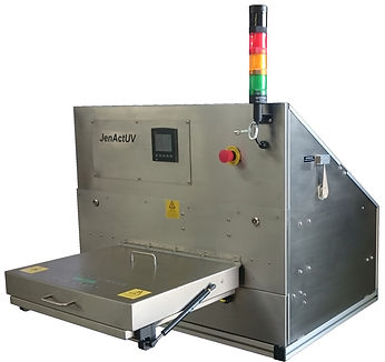 UV Curing Excimer Lamp System