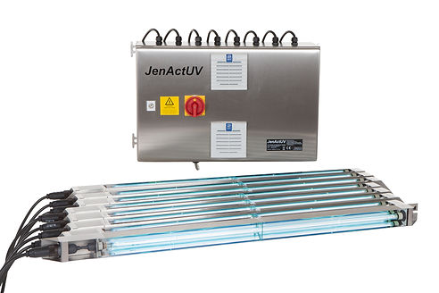 UV Surface Disinfection for HVAC - UV Torpedo Surface