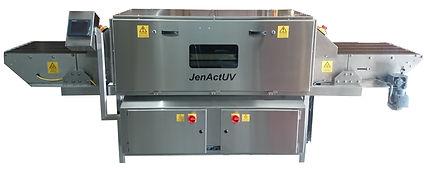 UV Disinfection Conveyor, UV Decontamination Tunnel