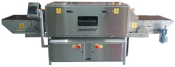 UV Disinfection Conveyor - UV torpedo
