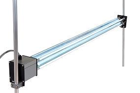UV Disinfection HVAC - UV Torpedo