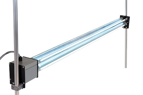 UV In-Duct Air Disinfection HVAC - UV Torpedo Duct