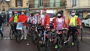 Les vélos du père Noël
