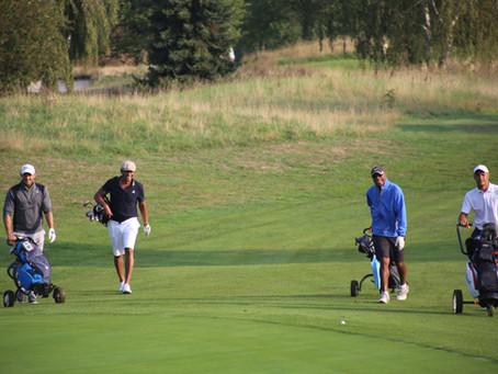 L'association récupère 12 175 € sur son événement golfique annuel