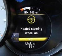 activation code Heated steering wheel porsche pcm