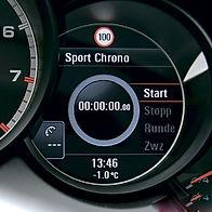 activation code sportchrono porsche pcm