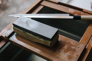 Les couteaux Japonais