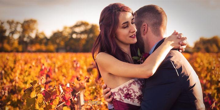 Quelques instant au coeur des vignes