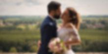 Mariés à Ste croix du mont