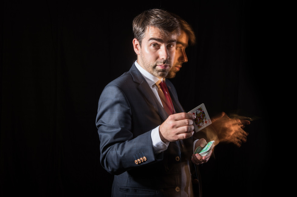 Bertrand Mora - Magicien