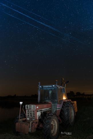 Nuit de nouvelle lune - Ste Hilaire du bois