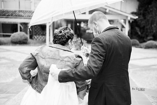 Mariage Pluvieux
