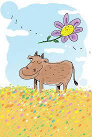 시를 잊은 성도에게 - 소를 웃긴 꽃 / 윤희상