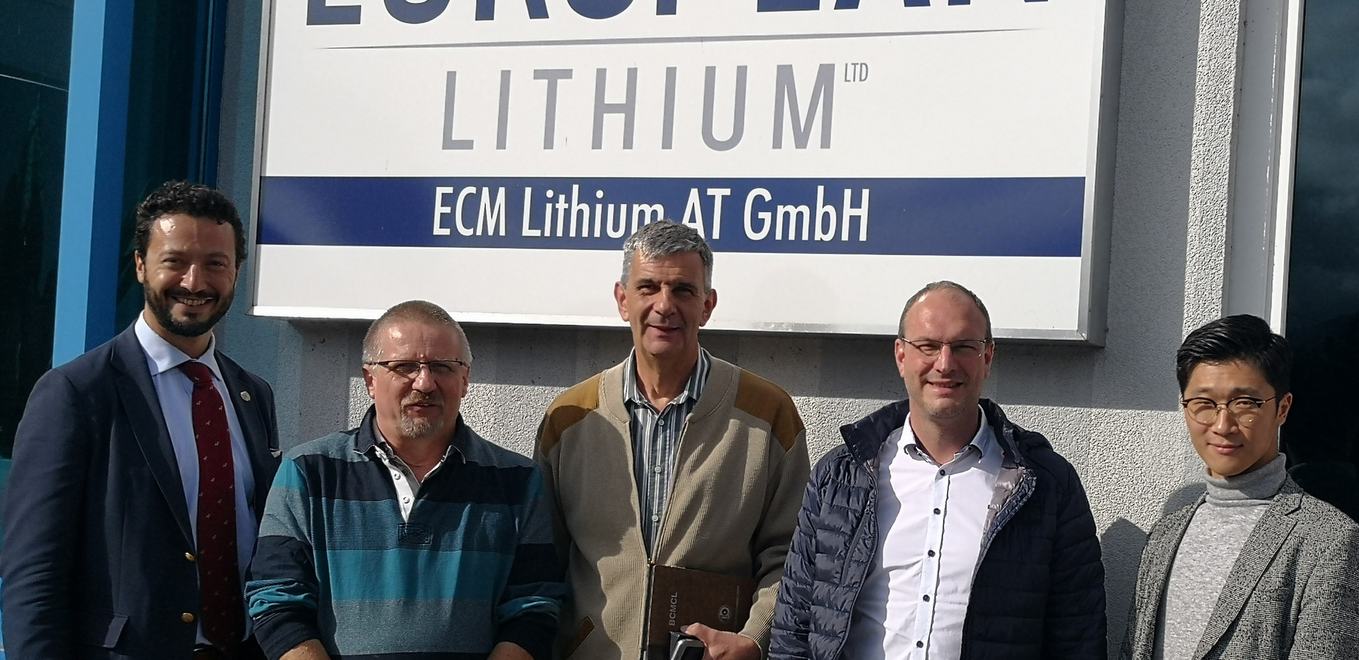 European Lithium Meeting in Wolfsberg, Austria