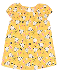 Panda Print Dress