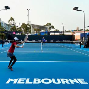 Prequarantine - Australian Open 2020