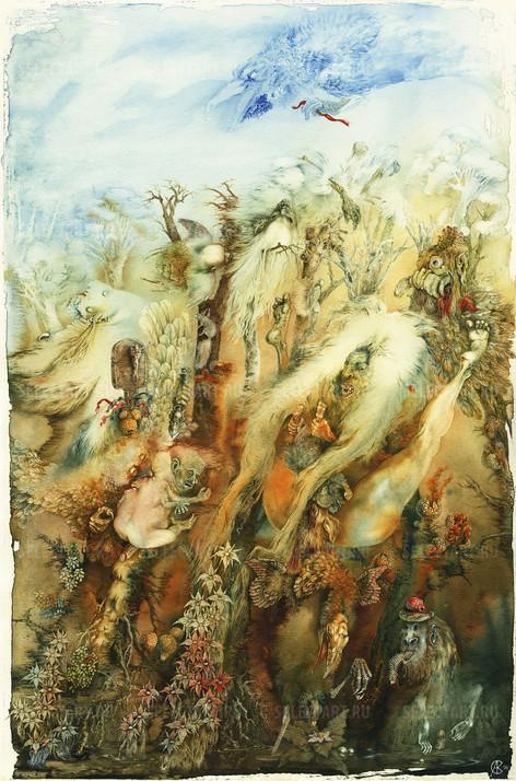 Рождение шамана