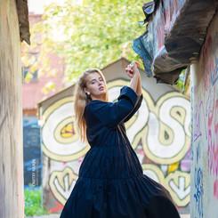 Алиса. Город как декорации