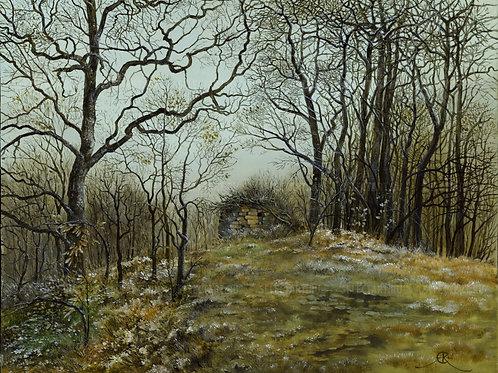 Азарнов Сергей Кириллович «Осень» - редкое и отличное приобретение для коллекционера