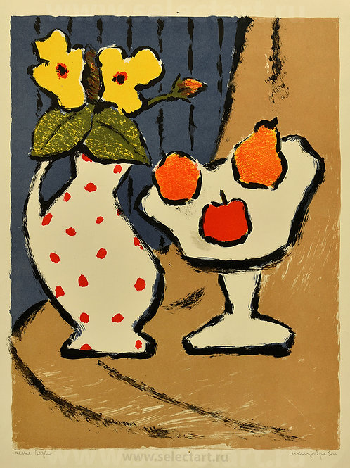 "Скуляри М.Н. ""Белые вазы"""