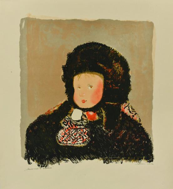 Латаш А.Н. 1962 -Мальчик с эскимо- 500х430 370х330.jpg