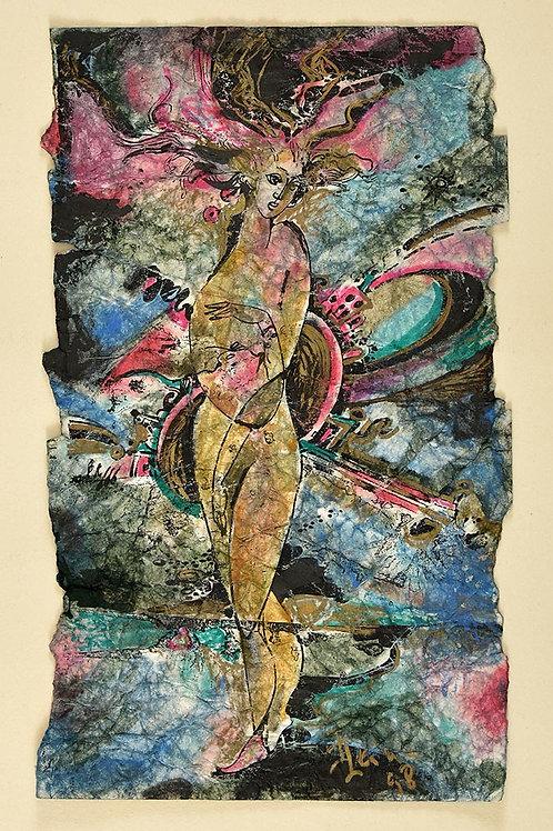 Работа Илиной Ирины - редкое и отличное приобретение для коллекционера, замечательный подарок и украшение интерьера