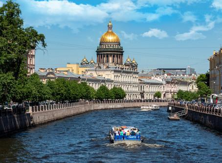Санкт-Петербург. Большое пополнение слайдов