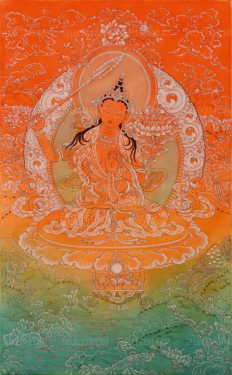 Бодхисатва Манджугхоша