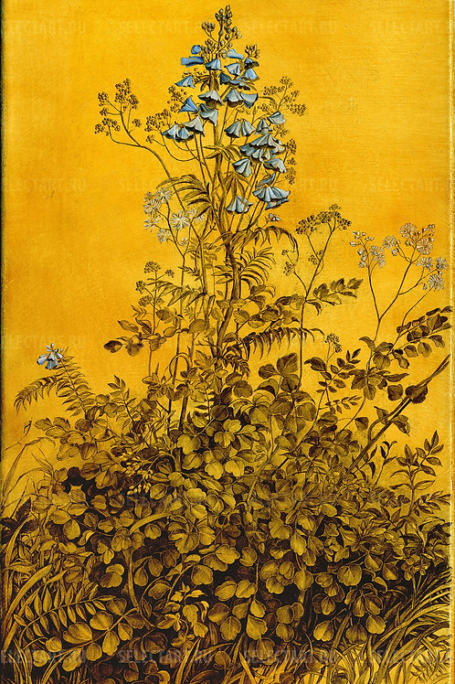 Азарнов Сергей Кириллович «Цветы садовые» - редкое и отличное приобретение для коллекционера