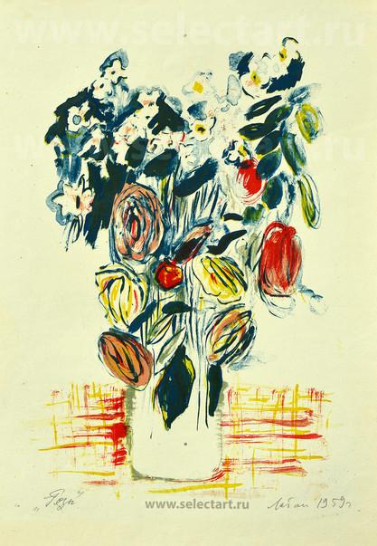 Латаш А.Н. 1959 Розы