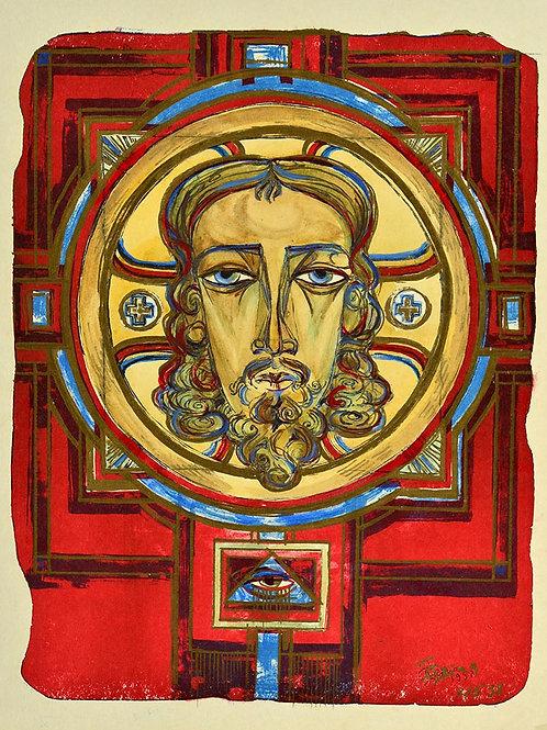 Литографии Илиной Ирины - редкое и отличное приобретение для коллекционера, замечательный подарок и украшение интерьера
