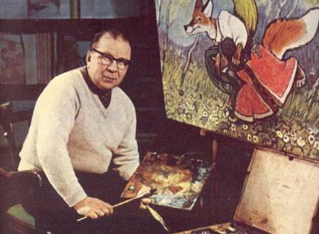 РАЧЕВ Евгений Михайлович (1906-1997)