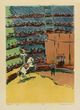 Ведерников В. 1958 -Цирк-615х445 535х370.jpg