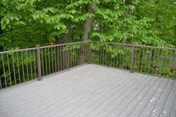 Key-Link Outlook Aluminum Railing