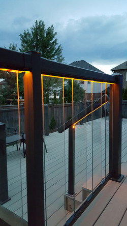 Regal Ideas Tempered Glass Panels