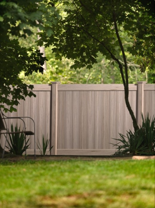 Classic Privacy in Aged Cedar