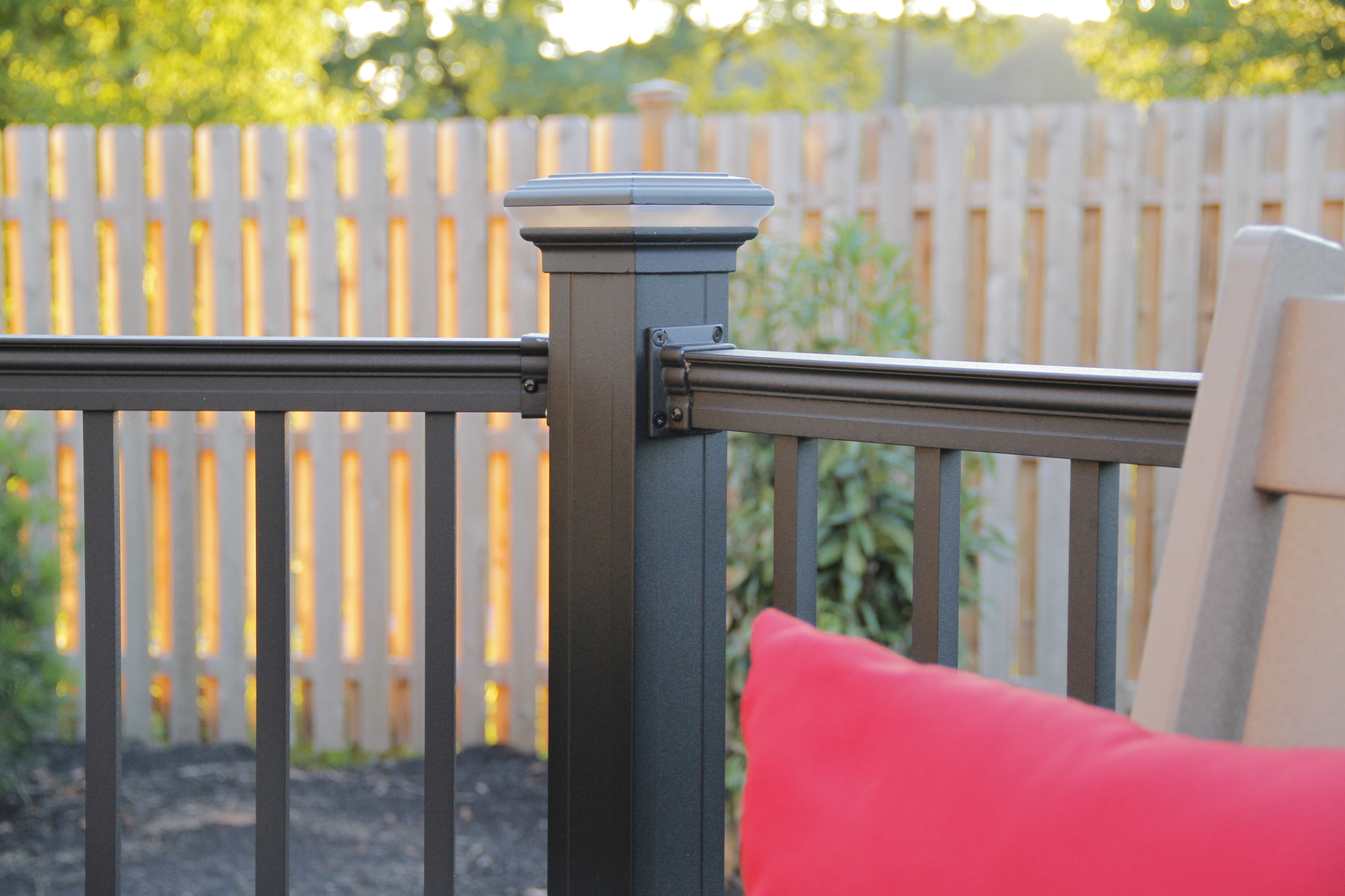 Key-Link Aluminum Deck Lighting