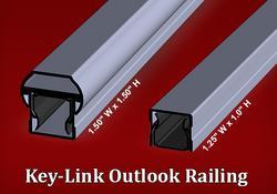 Outlook Aluminum Railing