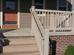 Vinyl ADA Handrail