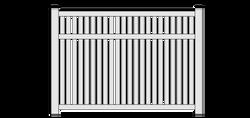 Fairhaven Semi-Privacy Vinyl Fencing