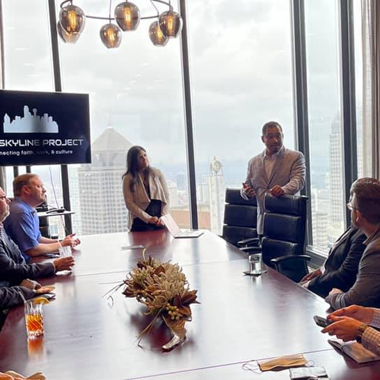 Power Lunch: Connecting Faith, Work, & Culture
