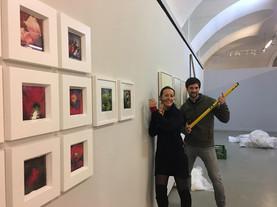Sabine König und Georg Dujmovits