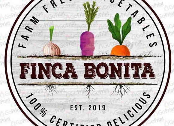 Finca Bonita Salad Box