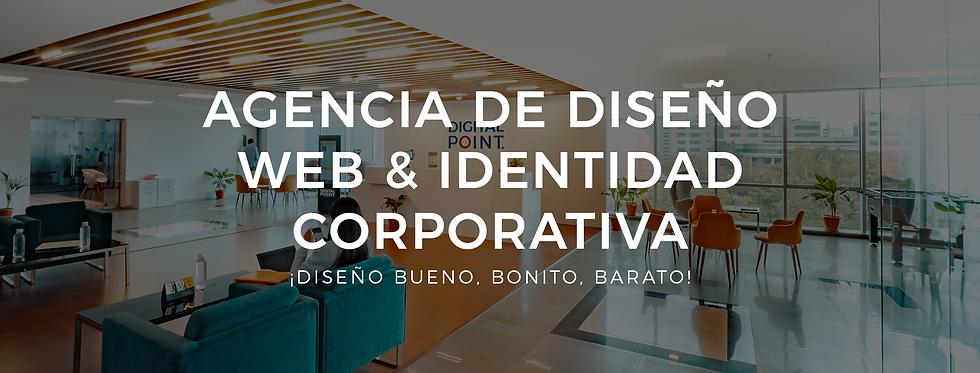 Agencia Digital de Diseño Web e Identida