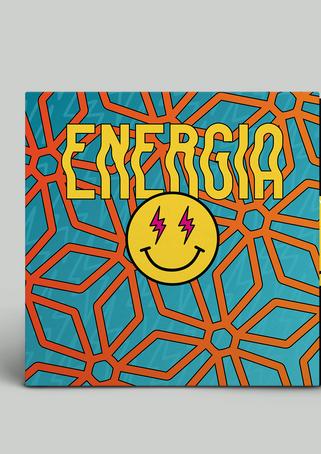 J Balvin Energia Vinyl Record Back