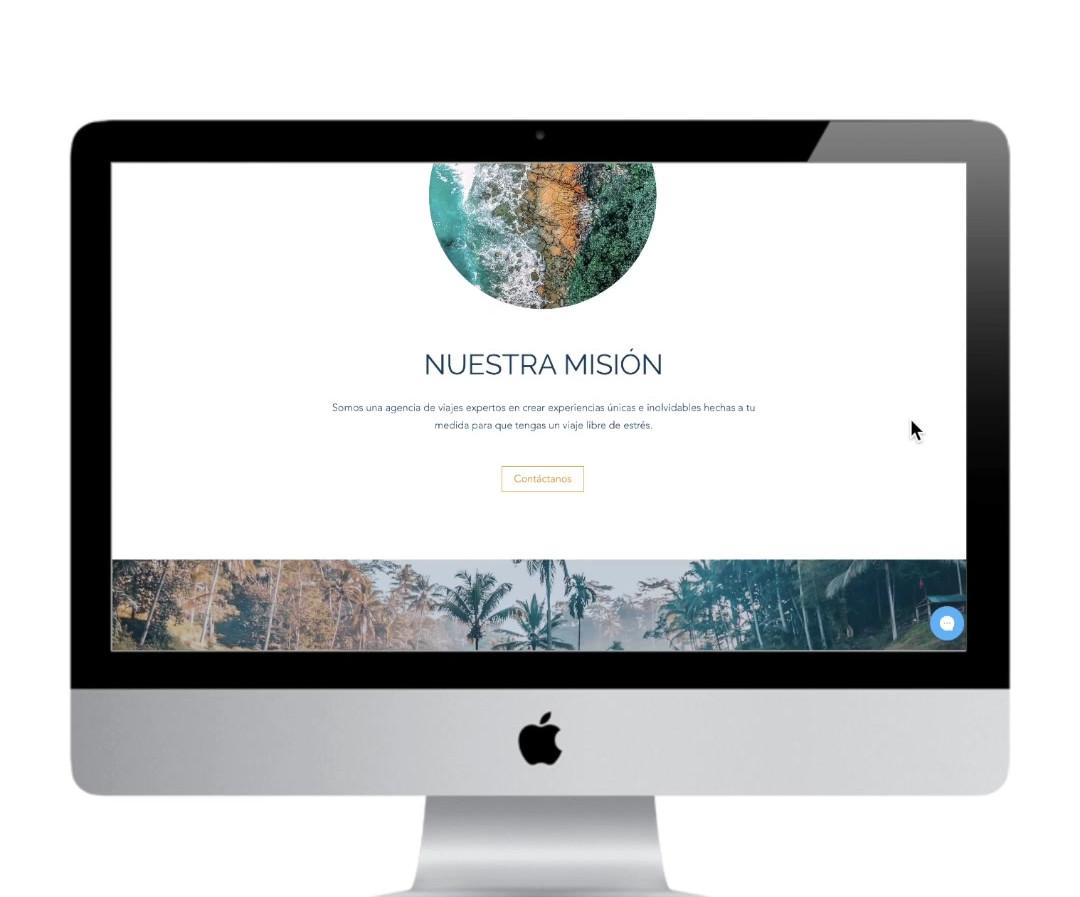 Planetours Web Site