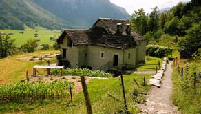 야외 민속촌 Freilichtmuseum Ballenberg